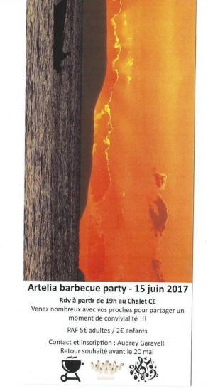 0 BBQ juin 2017