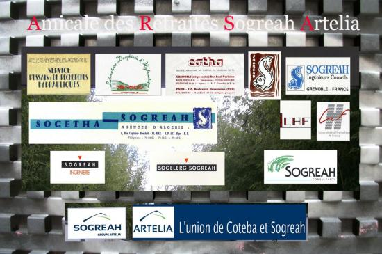 Logos Sogreah