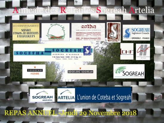 Historique des Logos1920- 2018