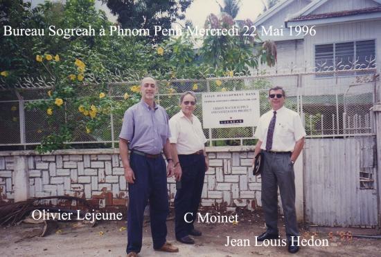 1996 Phnom Penh Bureau Mercr 22 Mai 1996