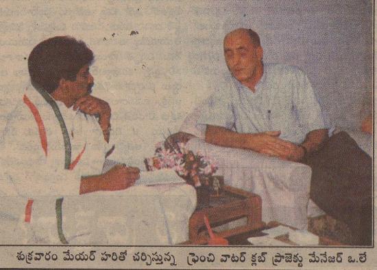 1996 Phnom Penh Interveiw Lejeune