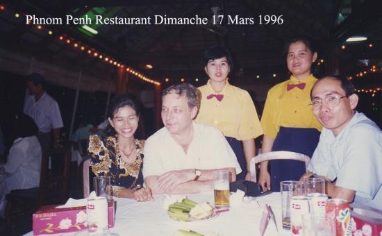 1996 Phnom Penh Restaurant Dim  17  Mars 1996