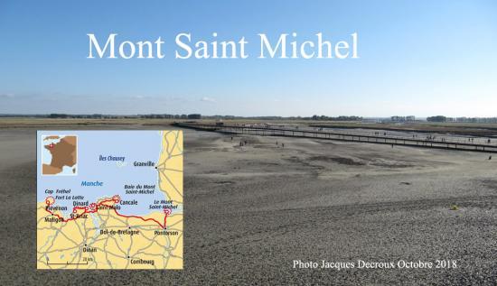 3 Passerelle decroux mont st Michel carte