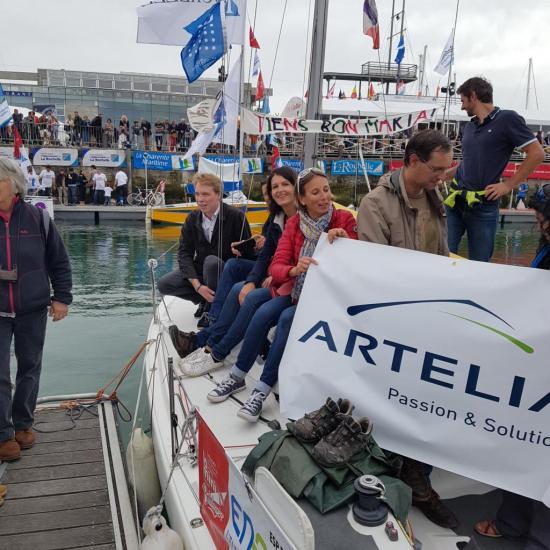 5 Mini transat Artelia groupe 20170930_161000_001