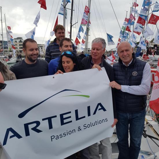 9 Mini transat Artelia groupe 20170930_161024