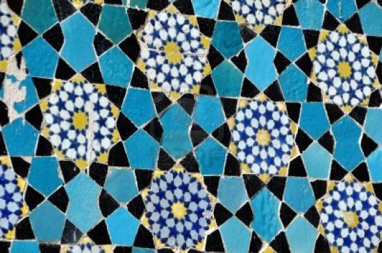 ceramique-peinte-esfahan-iran