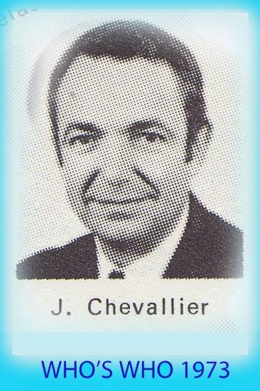 CHEVALLIER JEAN
