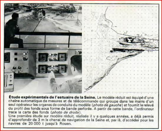 LABO 1969 Estuaire de la Seine