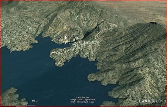 Turkwel Landsat view