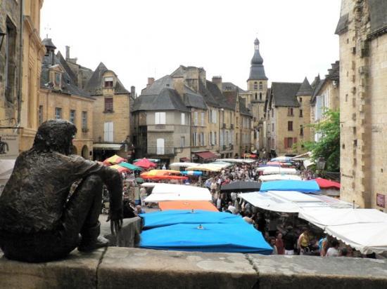 Voyage en Auvergne et Périgord 7-12 Juin 2009