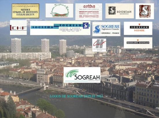 ZZ0 Logos Sogreah 1920-2010