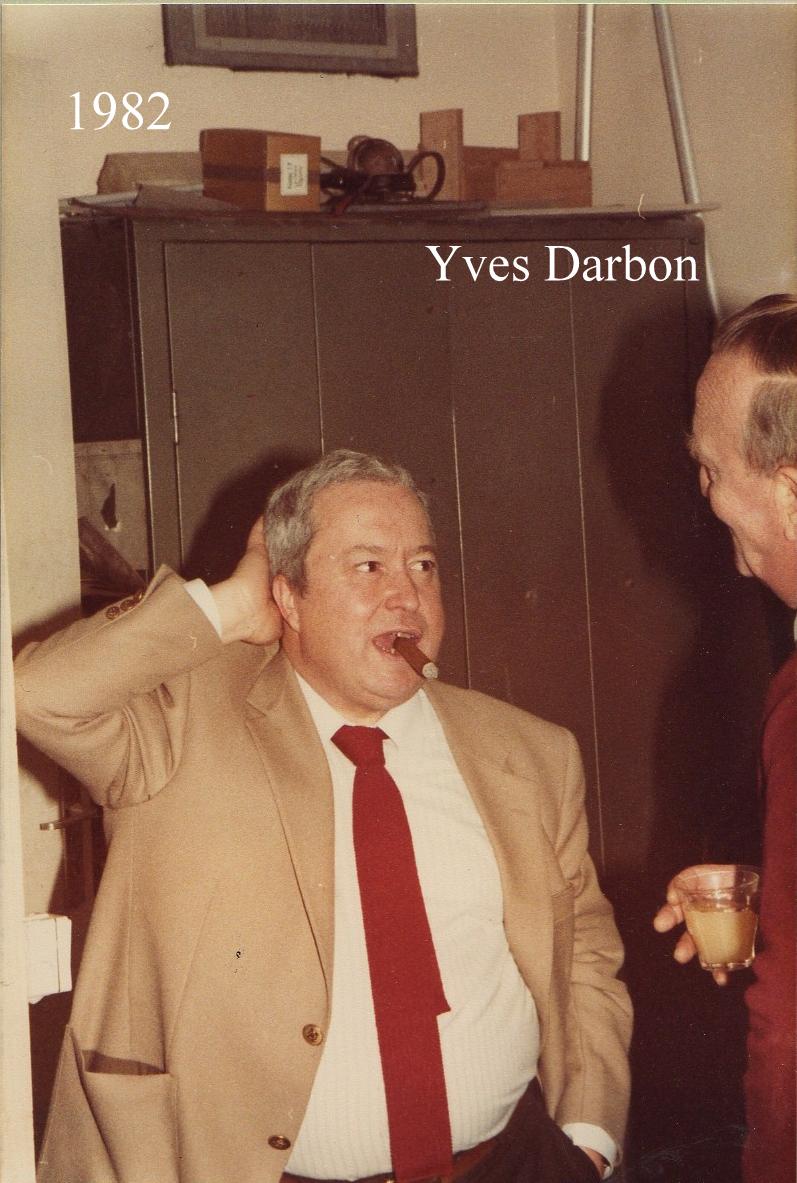 08 08 1982 pot depart mazzilli sogreah 5darbon cigare