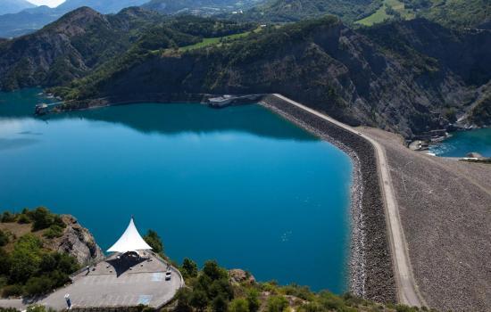 1 barrage serre poncon