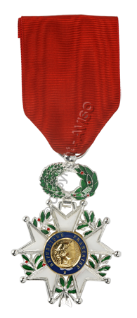1 legion honneur chevalier