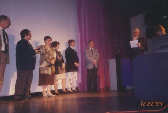 10 1994 medaille alcatel leclaire nappa piot pilot