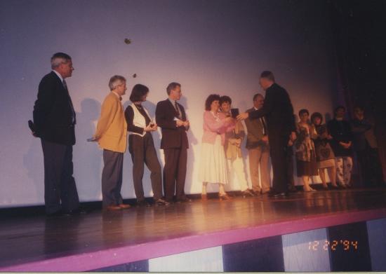 15 1994 medaille alcatel cochet decroux carlier