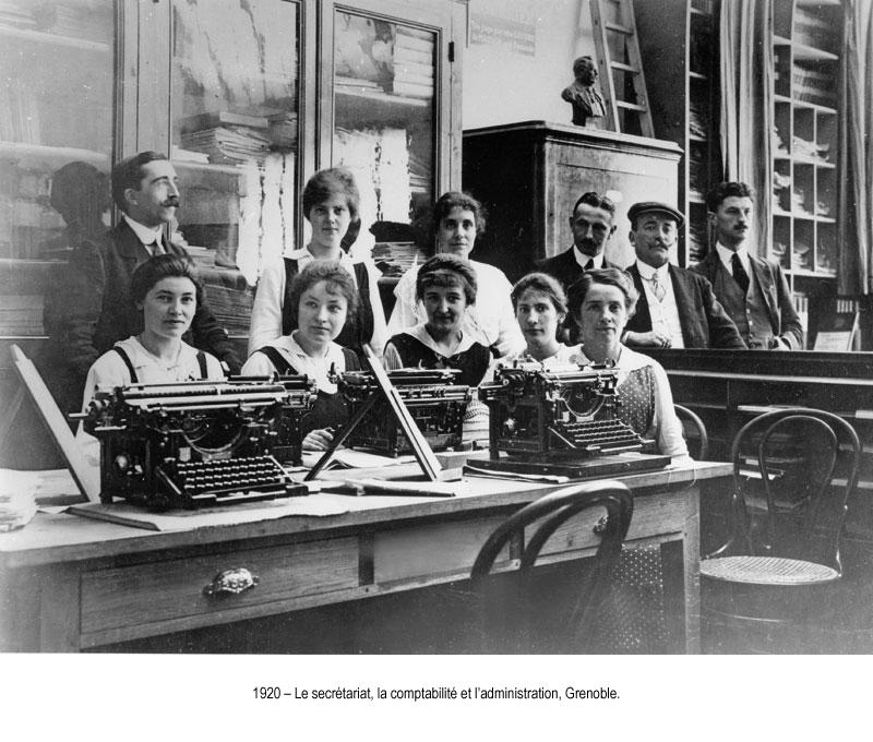 1920 secretariat comptablite