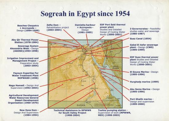 1954 2003 egypte