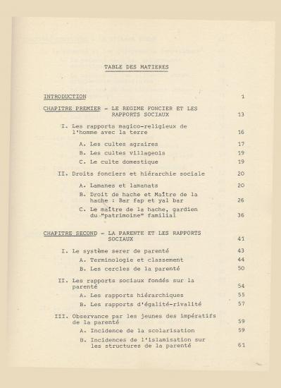 1963 societe rurale senegal reverdy jc 3 sommaire