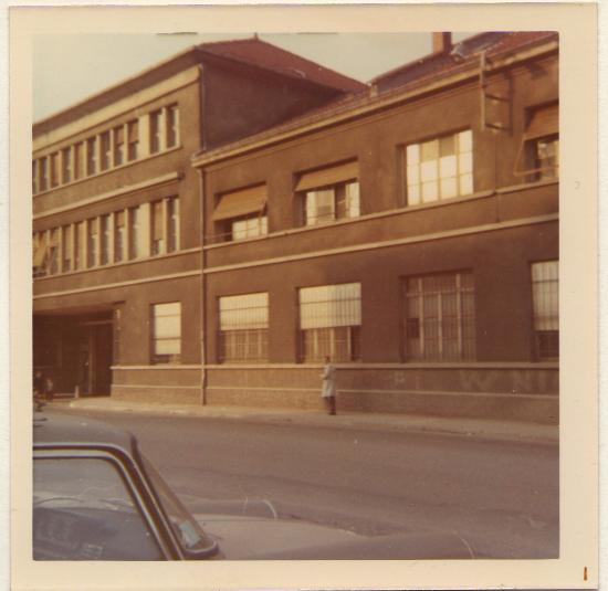 1970 bureau sogreah ex neyrpic smh croix rouge