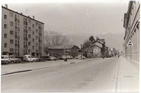 1972 bureau sogreah ex neyrpic parking smh croix rouge c