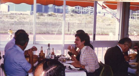 1977 crepin lucette pierre mas tennis