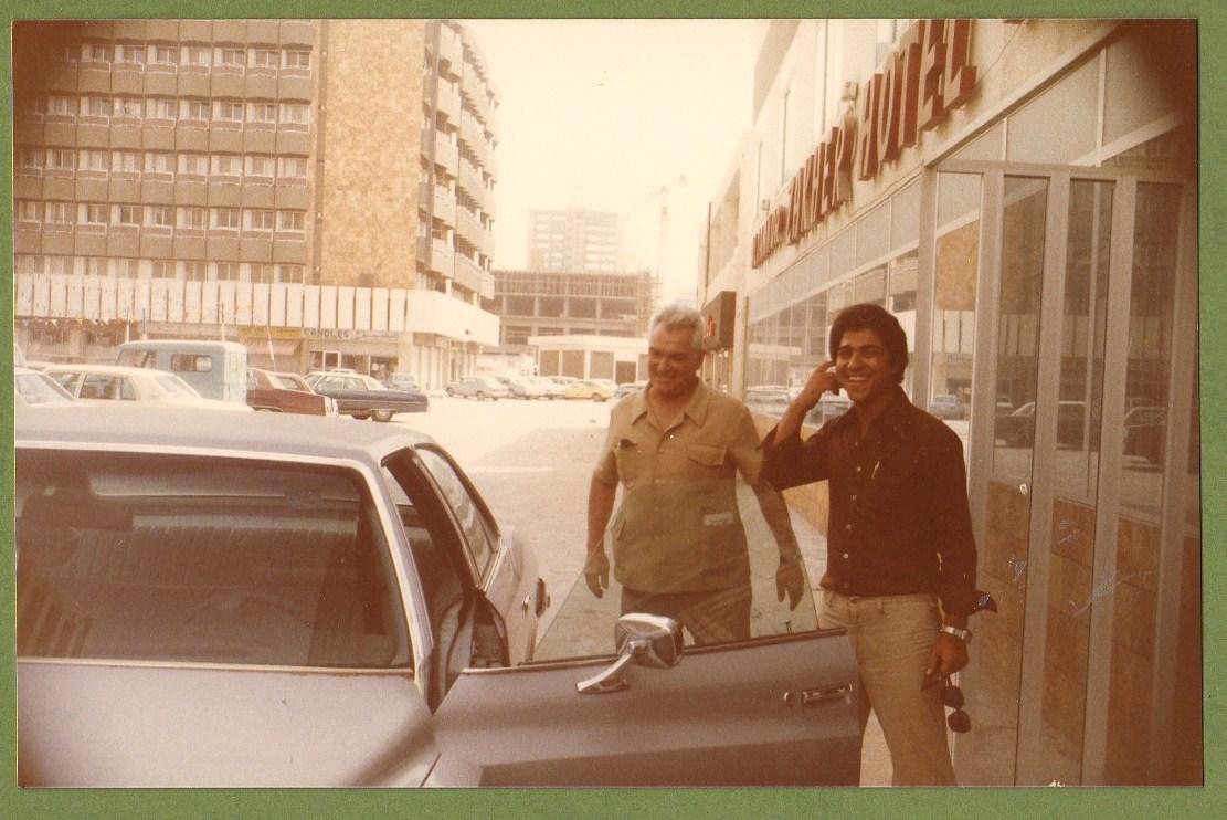 1978 abu dhabi zakher hotel mounis henri