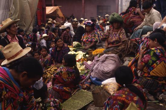 1980 guat chicicastenango