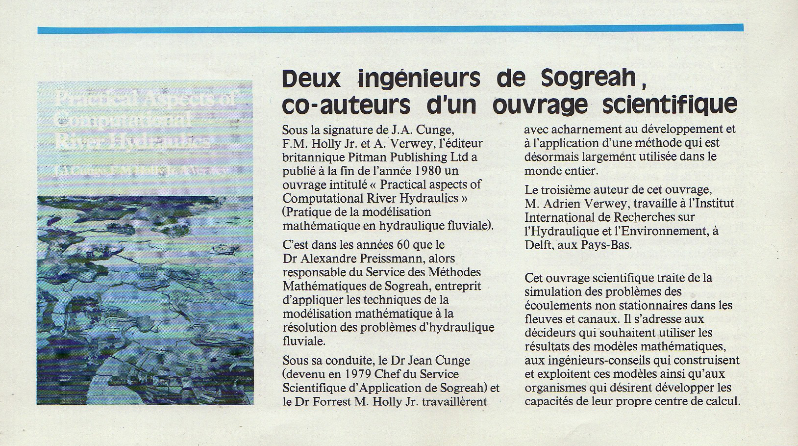 1981 livre cunge holly