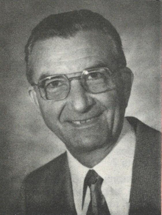 1983 arnauld chevallier portrait