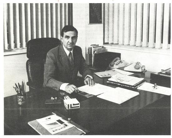1983 gamot bureau sogreah portrait