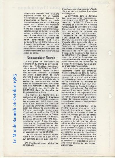 1985 article le monde gamot 26 oct 1985 b