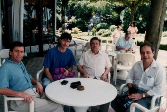 1987 mousquetaires de la table ronde