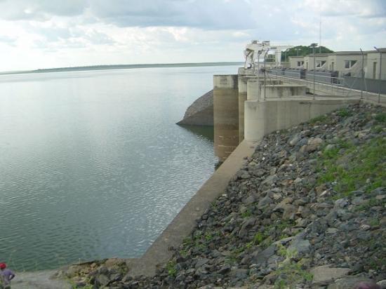 1987 nangbeto reservoir