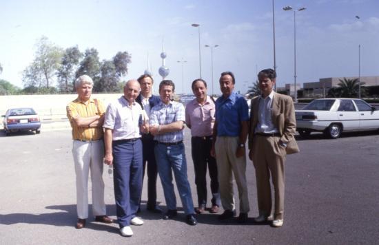 1988 koweit barriere groupe claude