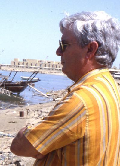 1988 koweit barriere paul portrait
