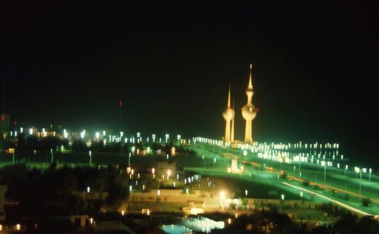 1988 koweit la nuit