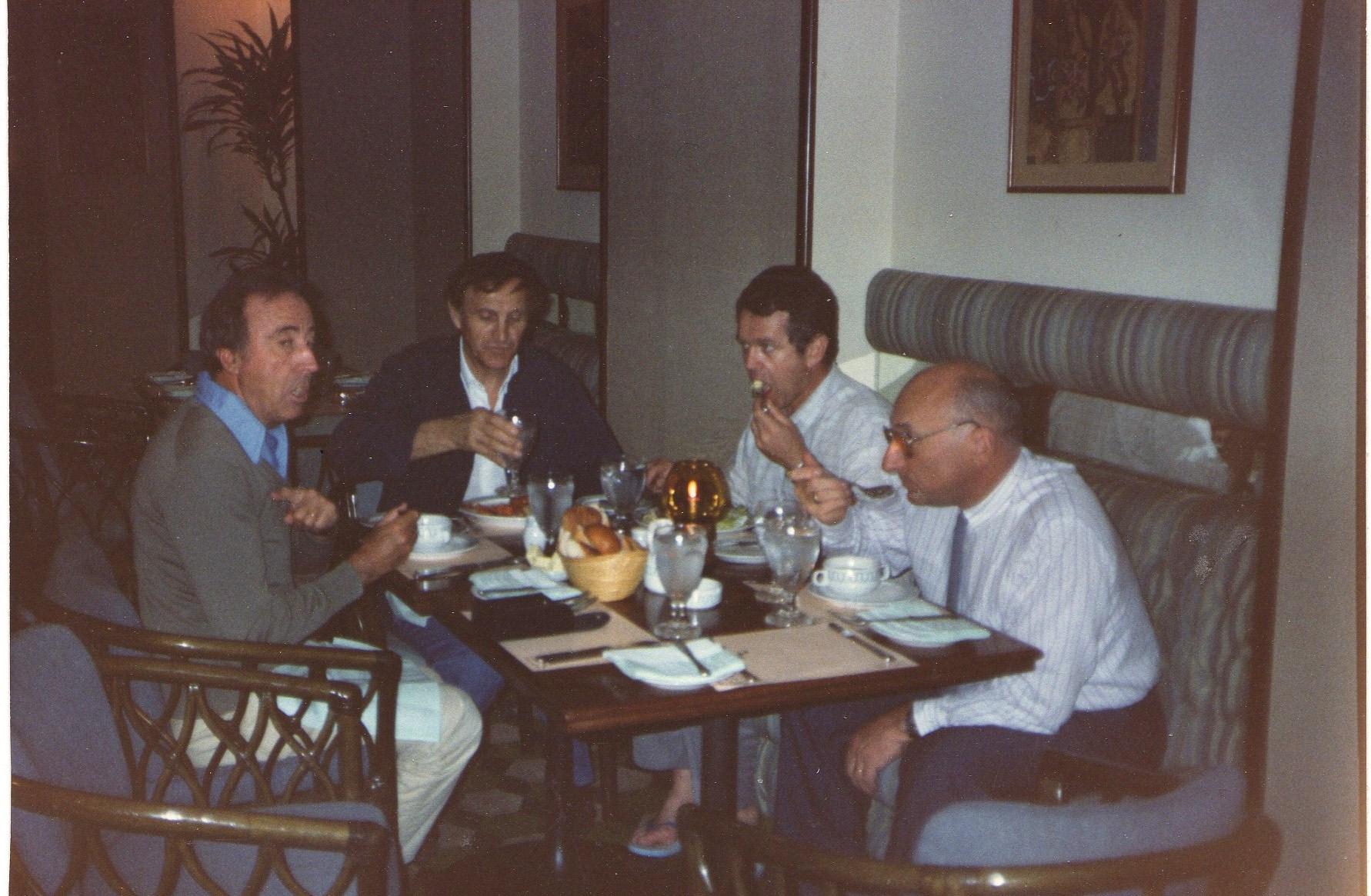 1988 koweit repas hotel