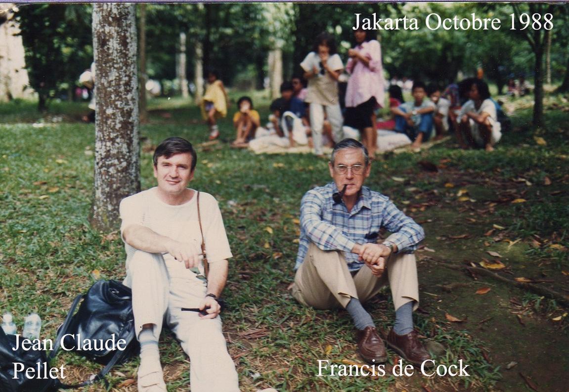 1988 pellet jc de cock francis