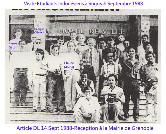 1988 visite indonesiens sogreah photo 2