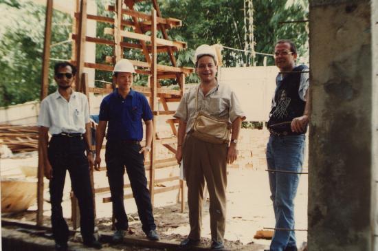 1992 jakarta chantier moinet gauthier tangerang