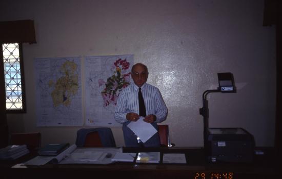 1993 cameroun clement retro bur