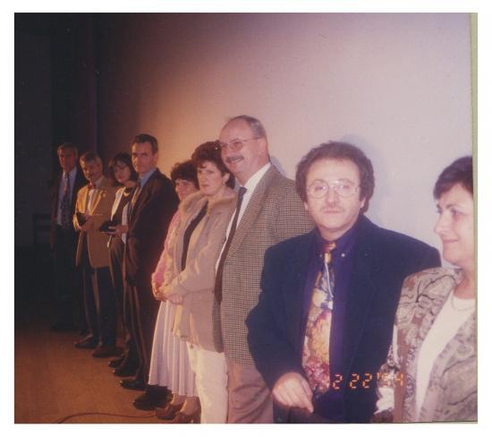 3 1994 medaille alcatel leclaire nappa