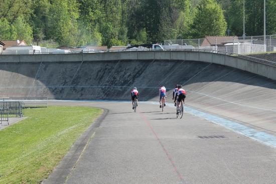 3 velodrome eybens