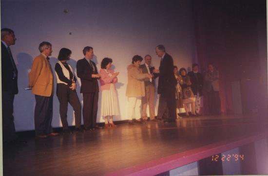 5 1994 medaille alcatel cochet decroux carlier vasseur