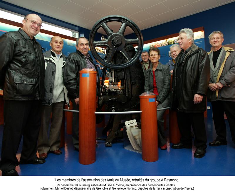 7 alain raymond ouvriers fete 140 ans 9 dec 2005 12