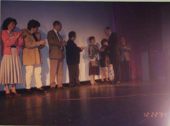 8 1994 medaille alcatel leclaire nappa carlier