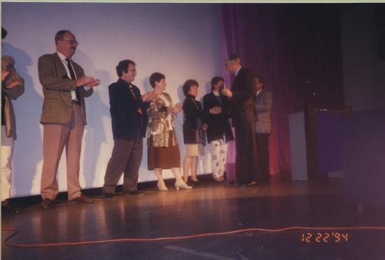9 1994 medaille decroux leclaire carlier grand