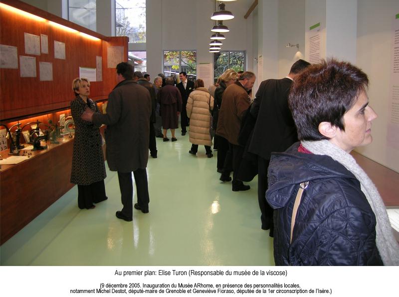 Alain raymond elise turon viscose fete 140 ans 9 dec 2005 13