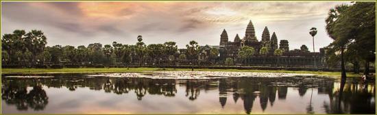 Angkor lac